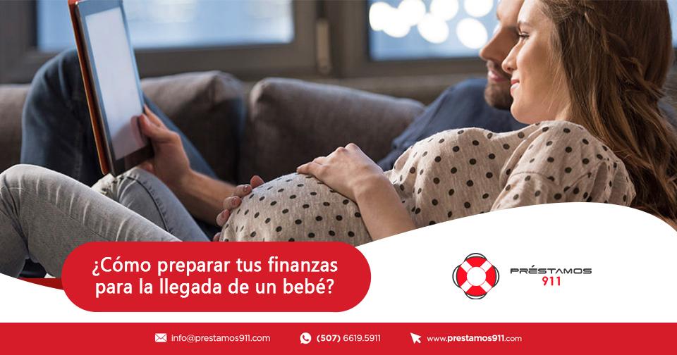 ¿Cómo preparar tus finanzas para la llegada de un bebé?