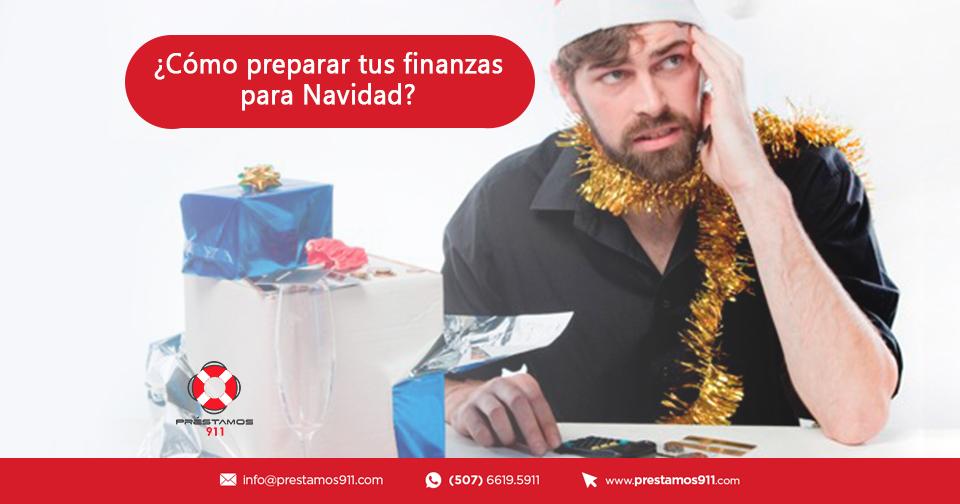 ¿Cómo preparar tus finanzas para Navidad?